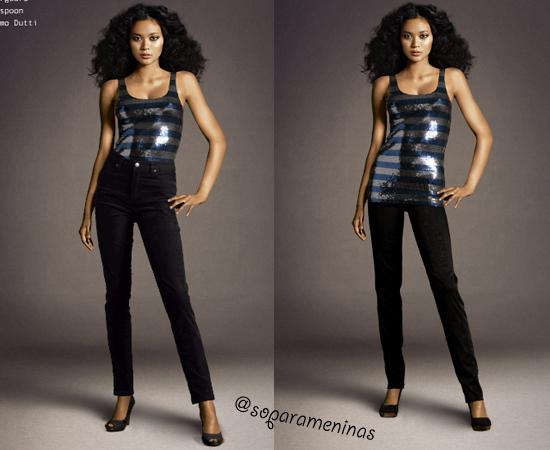a576981c07 No caso das calças vale a mesma regra. Tanto cintura alta quanto baixa  ficam bacanas.