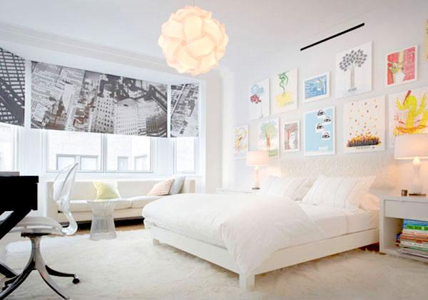 Decora o quarto neutro s para meninas blog for Z gallerie bedroom inspiration