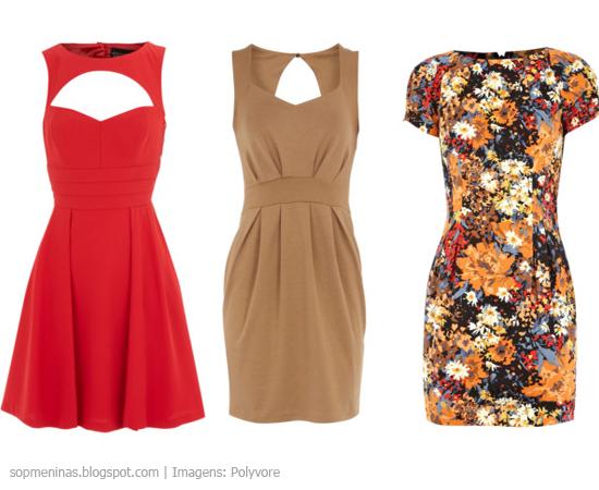 28 modelos de vestidos para inspirar