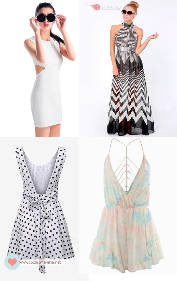 Modelos de vestidos para inspirar