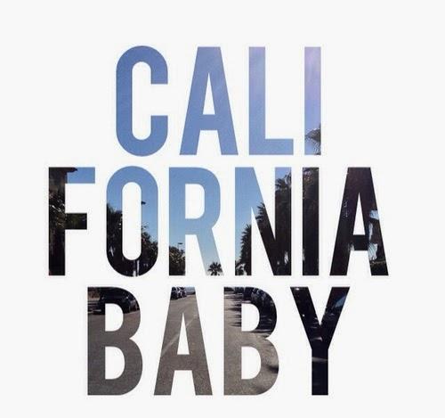Vou pra Califórnia!
