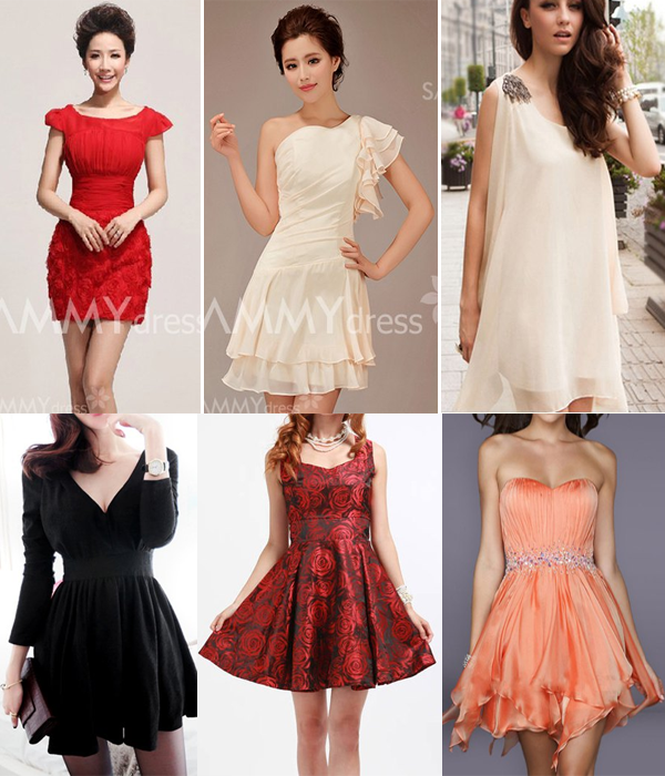 Onde comprar vestidos curtos para formatura