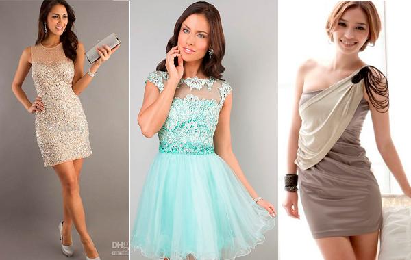 Modelos para baile e colação de grau