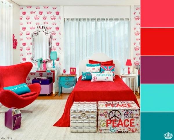 decoração de quarto