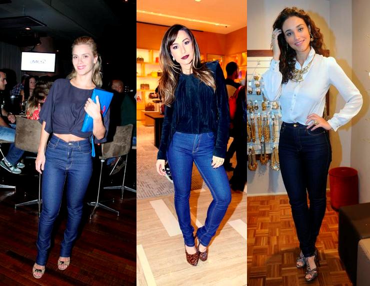 ef0519c192 Calça jeans de cintura alta: dicas e inspirações para usar.