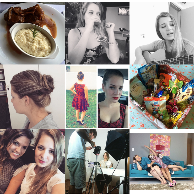 instagram só para meninas