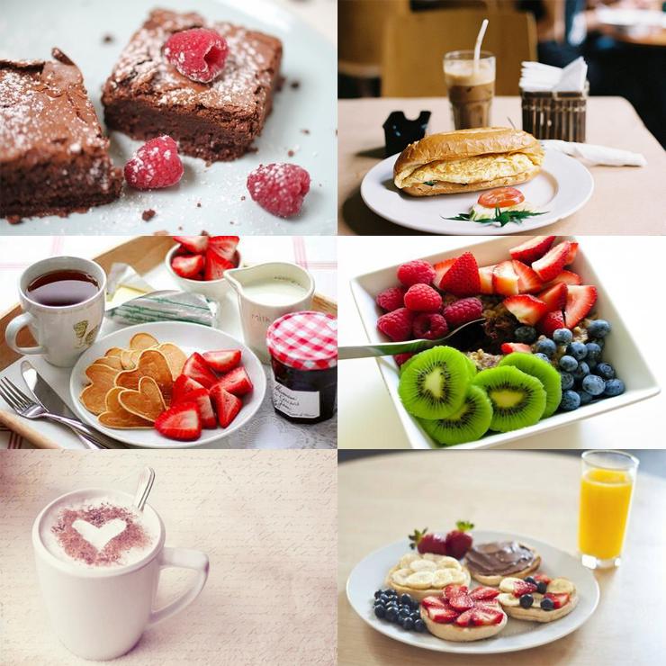 café da manhã dia dos namorados