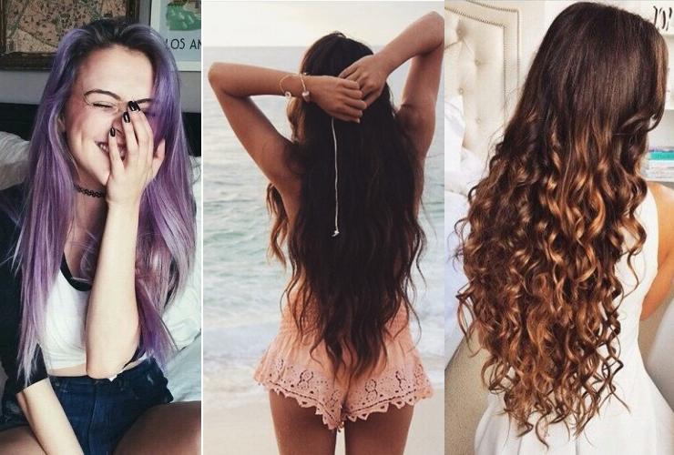 como fazer o cabelo crescer