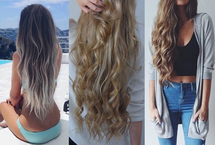dicas para o cabelo crescer