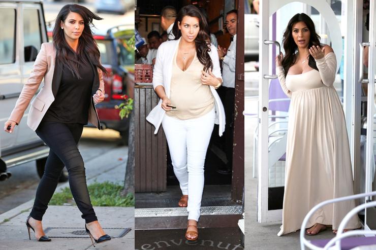 kim kardashian gravida