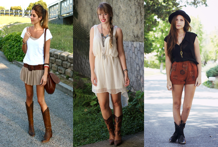 bota country look