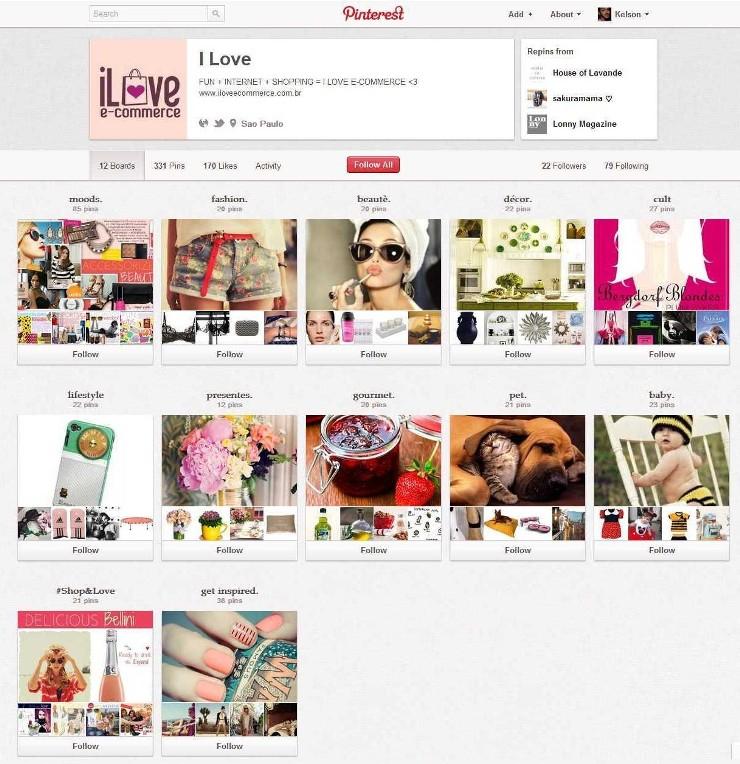 i love ecommerce loja online