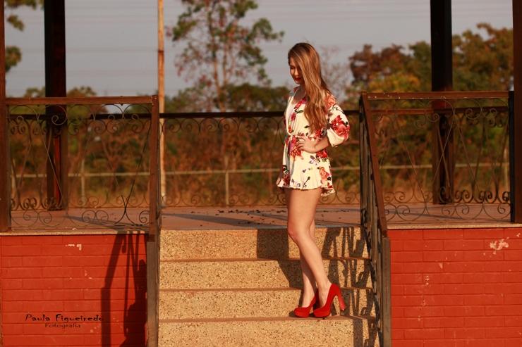look do dia macaquinho floral blog só para meninas 2