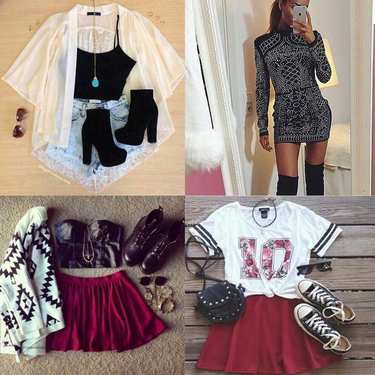 look natal 2015 o que usar