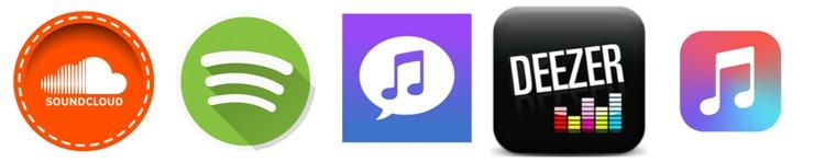 aplicativos para ouvir musica no celular