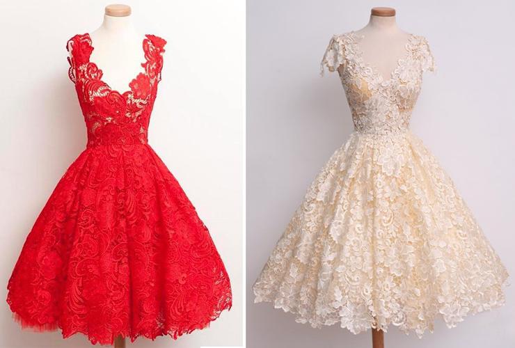 onde comprar vestidos de renda