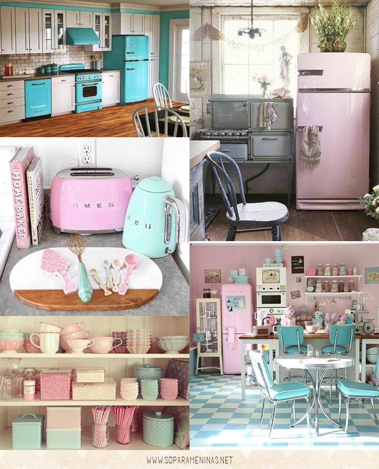 decoração de cozinha fofa cute